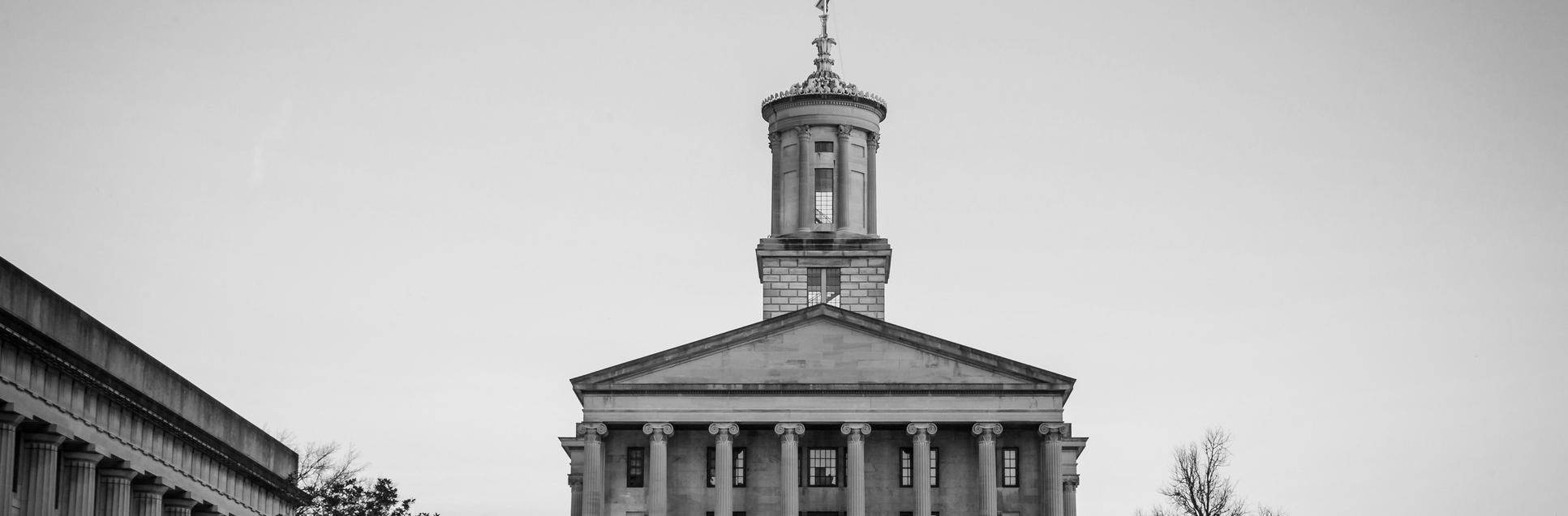 Image of Tennessee capitol building
